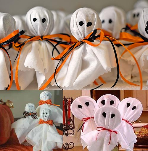 Halloween disfraza tus chuches dress up candy - Adornos de halloween para hacer en casa ...
