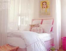 habitaciones rosas|Pretty in pink