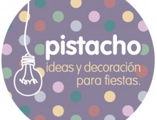 Pistacho, ideas y decoracion para fiestas