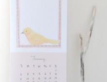 calendarios para el nuevo año