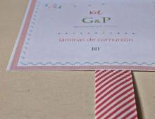 Kit lámina de comunión DIY, por G&P