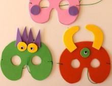 DIY: Regalo para una fiesta de Monstruos