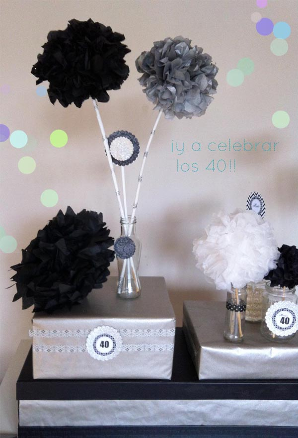 Diy centro de mesa escarabajos bichos y mariposas for Diy decoracion cumpleanos
