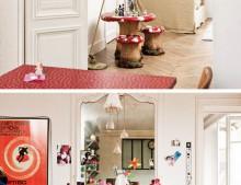 Una preciosa casa en Paris
