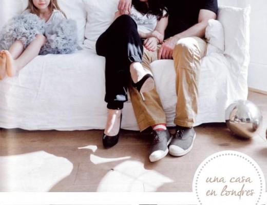 casa de body and fou en la revista milk london