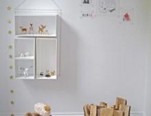 Inspiración para habitación de un bebé