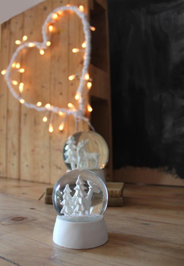 Decoraci n navidad hecha en casa escarabajos bichos y - Decoracion hecha en casa ...