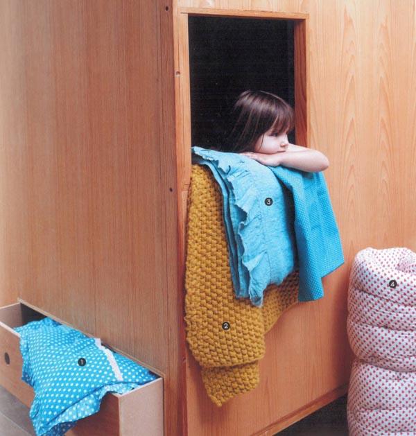 ropa de cama habitaciones infantiles