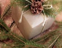 Envolver regalos muy naturales (y taller en Oviedo!)