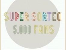 Sorteo 5.000 fans: kanken (s)