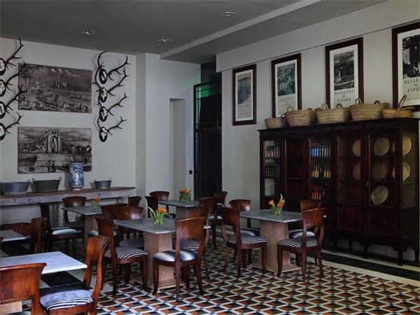 Hispania restaurante espa ol en londres escarabajos - Suelos para bares ...