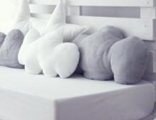 Una habitación de bebé