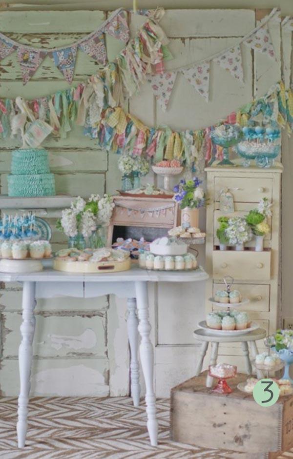 Ideas para comuni n escarabajos bichos y mariposas - Ideas para decorar una mesa de comunion ...