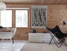 Un blog y una cabaña en Finlandia