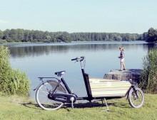 Amor de bicicleta!