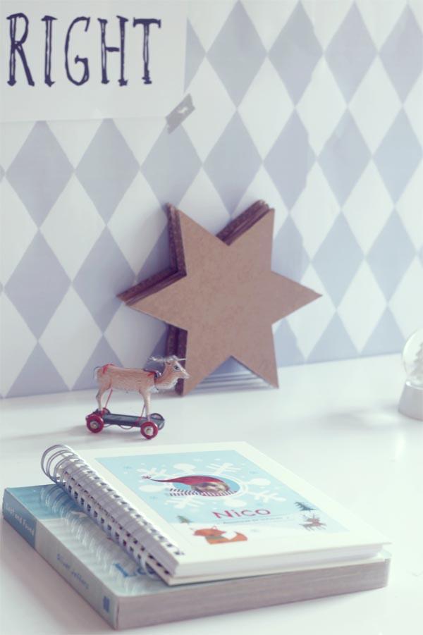 libreta estrella