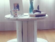 Nueva mesa: sigo con el blanco!