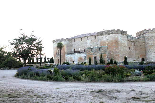 castillo del buen amor general