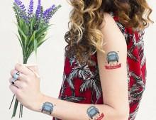 Tatuajes para bodas de Fun Choices