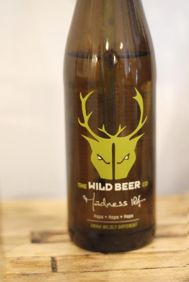 cerveza ciervo