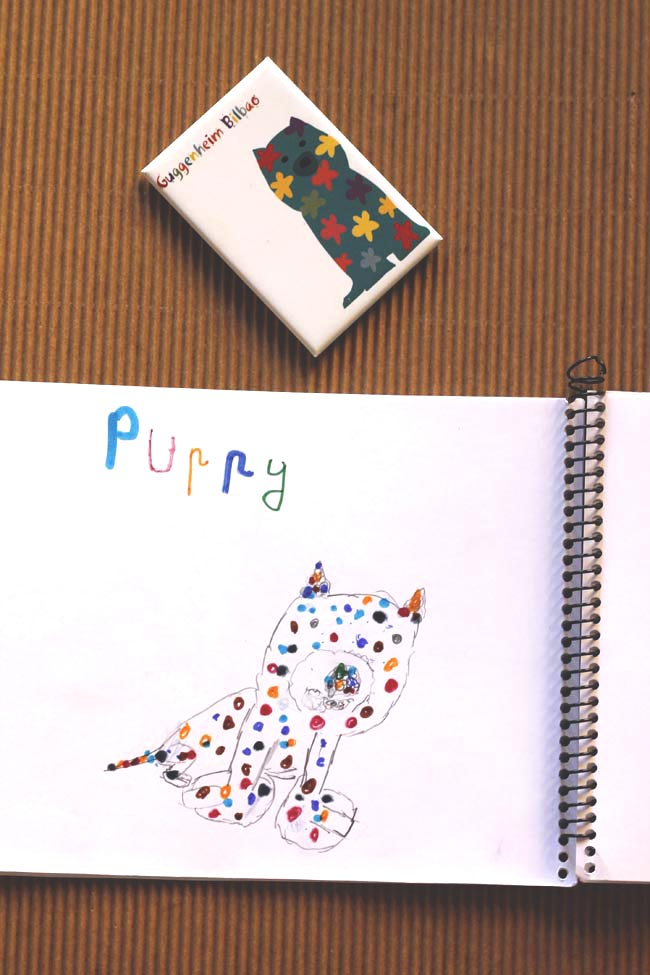 puppy-dibujo