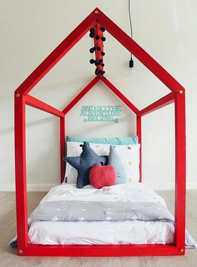 Decoracion de habitaciones de ni os siguiendo pautas for Cuartos montessori para ninas