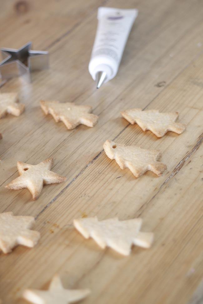receta galletas para Navidad