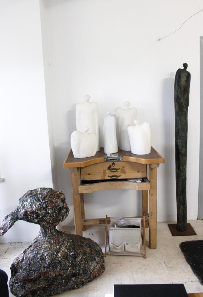 esculturas casa