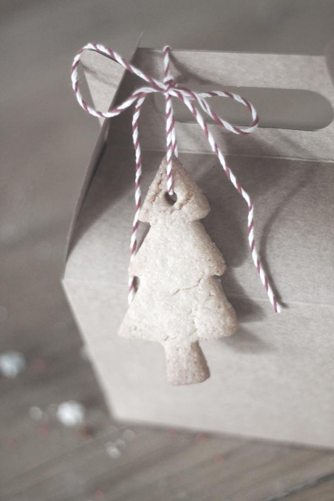 decorar arbol con galletas de navidad