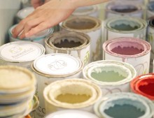 Un taller en Crea Decora Recicla: Chalk paint forever!
