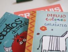 3 libros de niños para dibujar