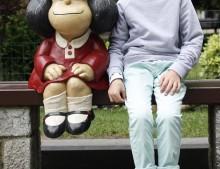 Mafalda y el Campo San Francisco