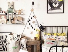 8 estanterias para niños