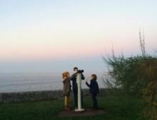 Asturias con niños: paseo de San Pedro. Llanes.
