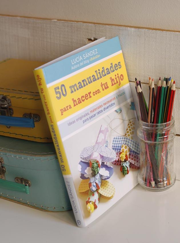 libro manualidades niños