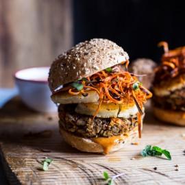 5 recetas de Hamburguesas vegetarianas