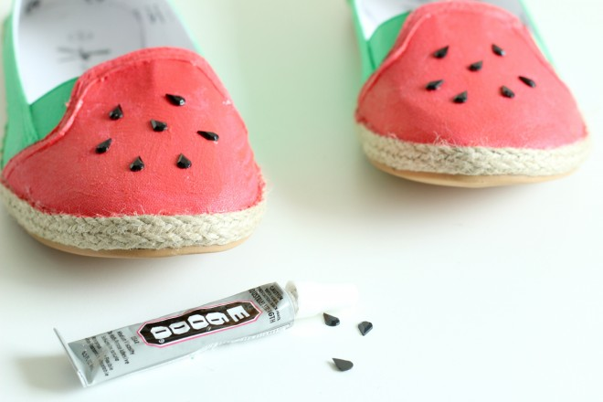 DIY-Watermelon-Shoes-5-660x440