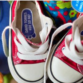 Vuelta al cole: marcar ropa con Stikets (y sorteo!)