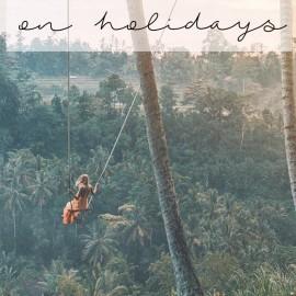Viernes: foto y canción (ON HOLIDAYS!)