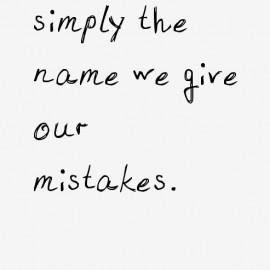 Los errores, una oportunidad para aprender