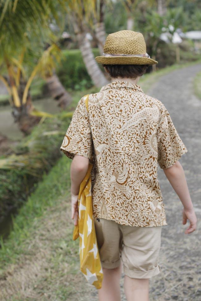 camisa batik