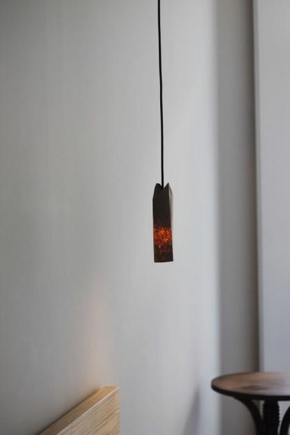 habitacion lampara