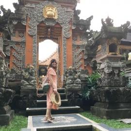 Viajar con niños: Ubud. Bali