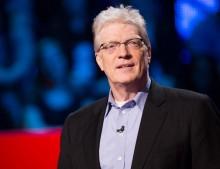 Sir Ken Robinson. Escuchar a un maestro