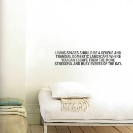 Una casa sencilla. El libro y reflexiones