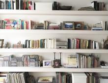 Limpiar la libreria. ¿Qué hacer con los libros?