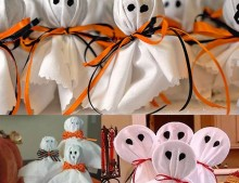 Halloween:disfraza tus chuches|dress up candy