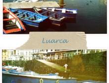 Una tarde de Pesca en Luarca