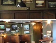 The Woodsman Tavern y Market