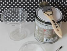 DIY: personaliza los vasos de fiesta